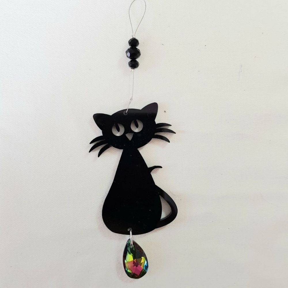 Cute Cat hanger