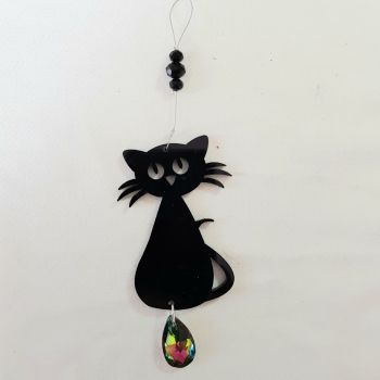 P5 Cute Cat hanger