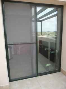 Fly Screen sliding door 2