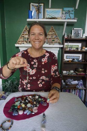 Susan Warner Crystal Distant Healing