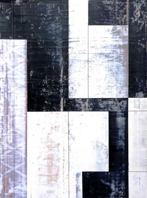 Femstein (Part 6), 2006, Oil on paper, 76 x 58 cm