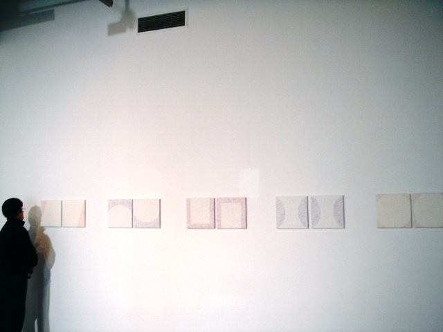 LOW installed at St Pauls Street Gallery, Auckland