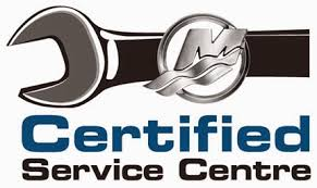 certified service center mercury