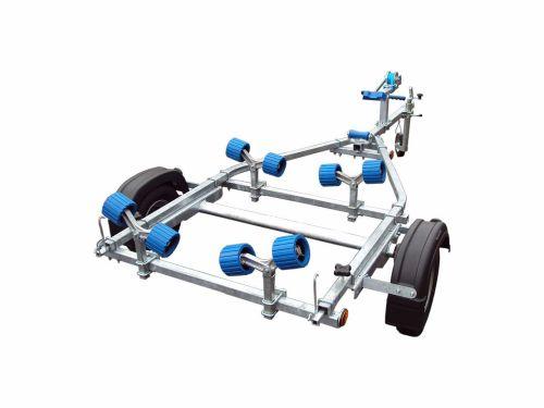 EXTREME 350KG ROLLER BOAT TRAILER