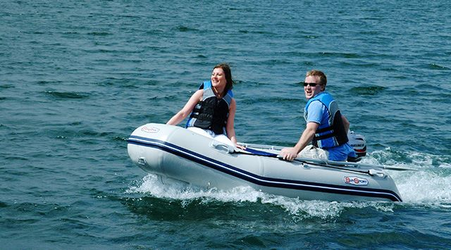 SUN SPORT INFLATABLE DINGHIES