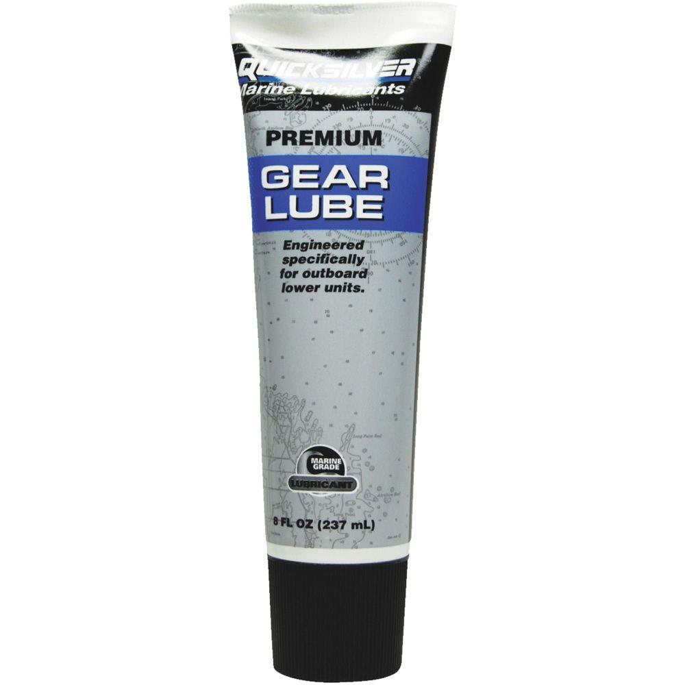 Quicksilver premium gear lube 237ml