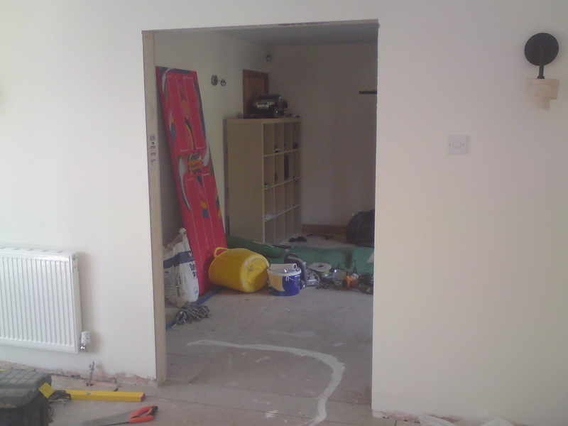 Door 1 Before