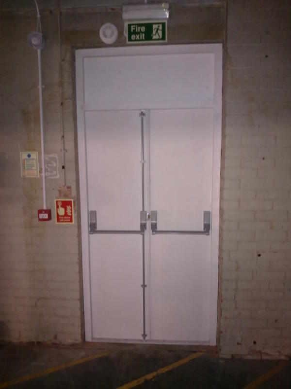 Door 3 - After