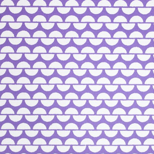 <!-- 015 -->Hand Printed FQ Heliotrope