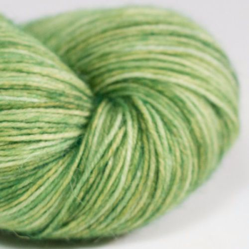 4ply wool and nylon - semi solid moss 16X