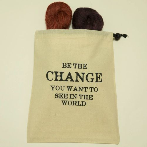 Be The Change Project Bag