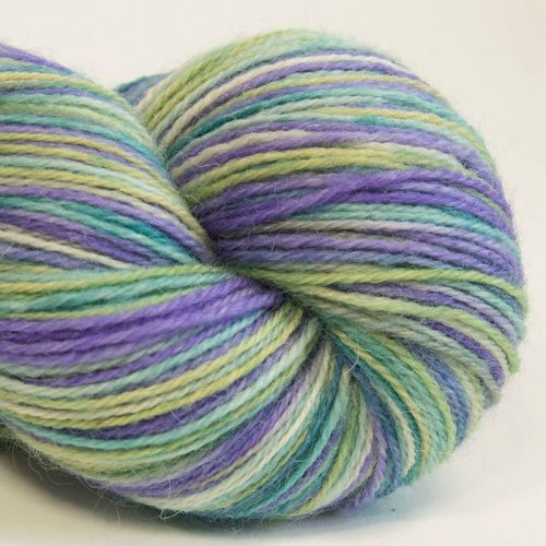 4ply Britsock - Violet Meadow 17D