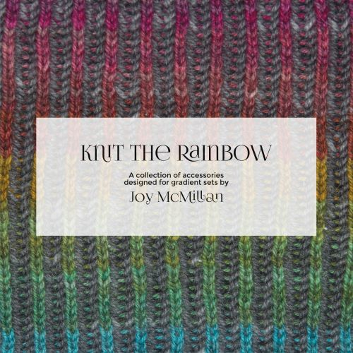 Knit The Rainbow Pattern Book