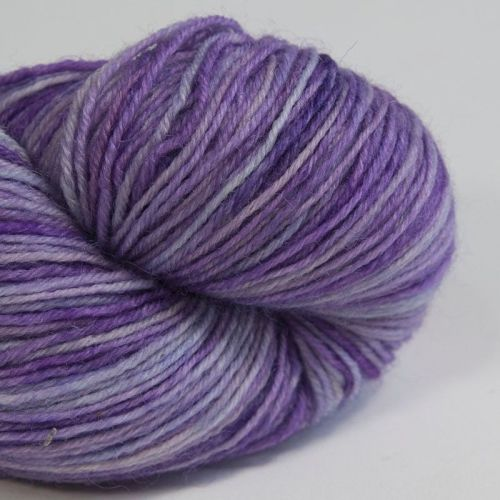 4ply wool and nylon - Violet Tints 17H