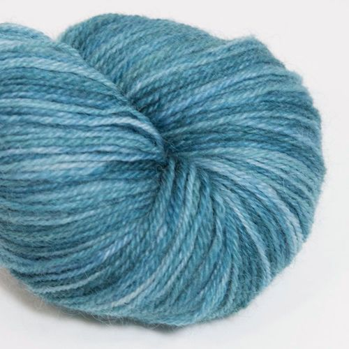<!-- 001 -->4ply Britsock - Shaded Turquoise 17AB