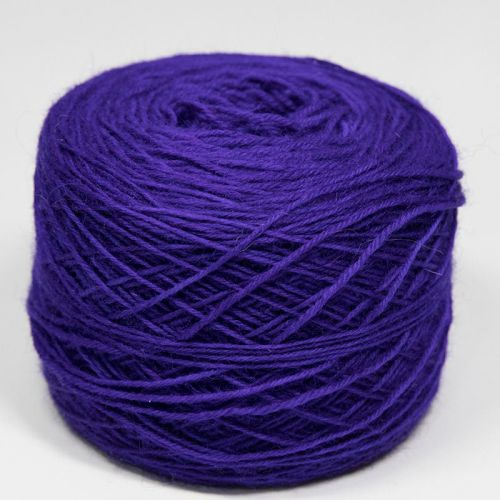4ply wool and nylon - Violet Cake