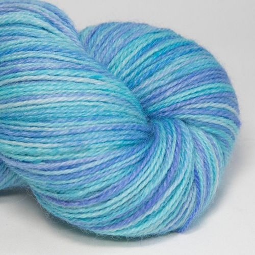 4ply Britsock - Blue Dawn 18B