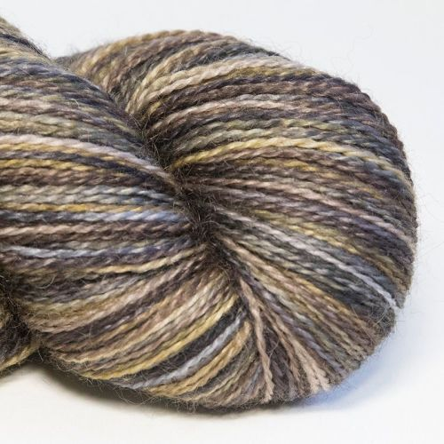<!-- 001 --> 4ply BFL and Mohair - Natural Beauty 18C