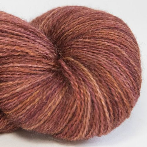 <!-- 002 --> 4ply BFL and Mohair - Copper 18C