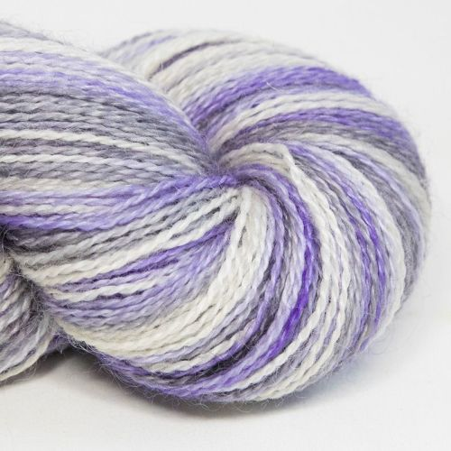 <!-- 001 --> 4ply BFL and Mohair - Ghost 18G