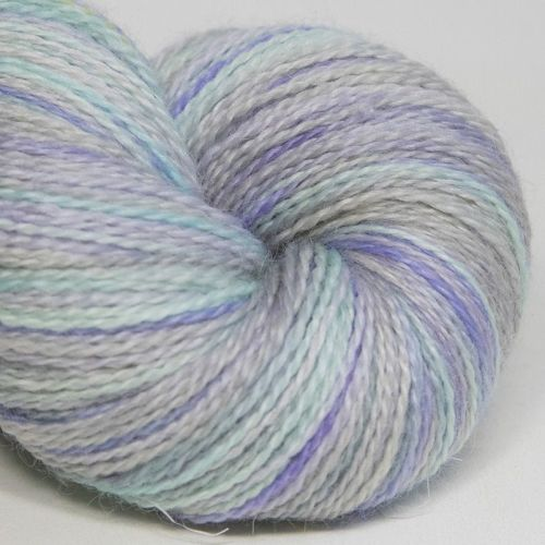 <!-- 001 --> 4ply BFL and Mohair - Unicorn 18G