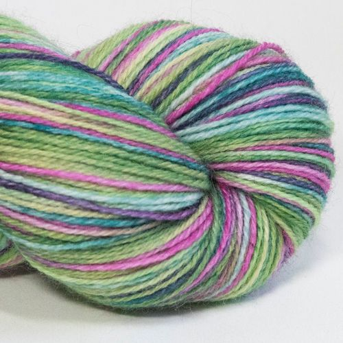 4ply Britsock - Flower Power 18M