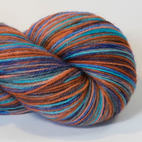 4ply Britsock - Flying Carpet 18O