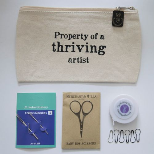 The Perfect Notions Pouch - thriving artist