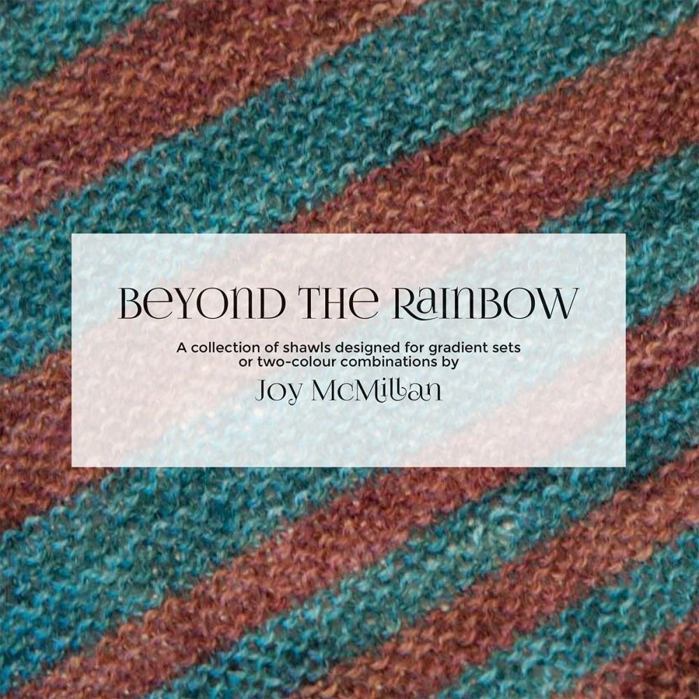 Beyond The Rainbow Pattern Book  - Printed Copy