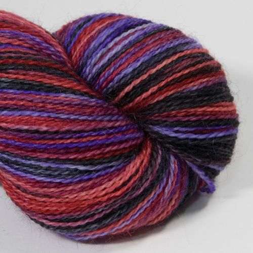 <!-- 001 --> 4ply BFL and Mohair - Common People 18AA