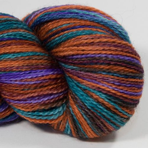 <!-- 001 --> 4ply BFL and Mohair - Feather 18AA