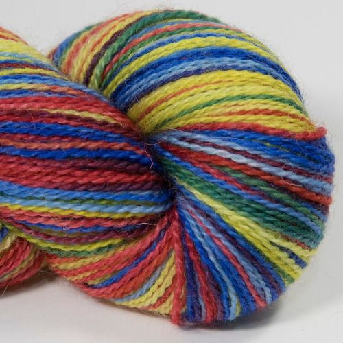 <!-- 001 --> 4ply BFL and Mohair - Primary Colours 18AA
