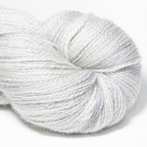<!-- 002 -->  4ply BFL and Mohair - Pearl 18C