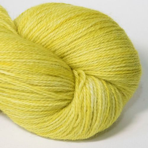 <!-- 001 -->4ply Britsock - Acid Yellow 18AA