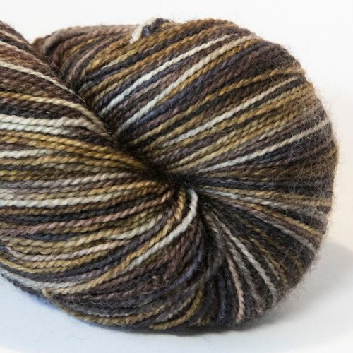 4ply BFL & nylon - Natural Beauty 19A