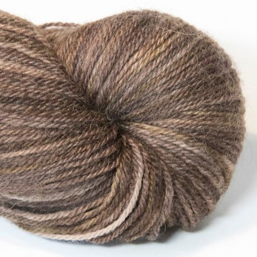 <!-- 001 -->4ply Britsock - Shaded Brown 19C