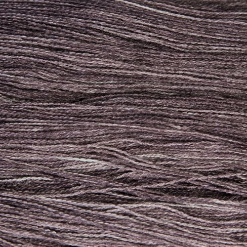 <!-- 006 -->Lace Weight BFL and Silk - Shaded Copper 19N