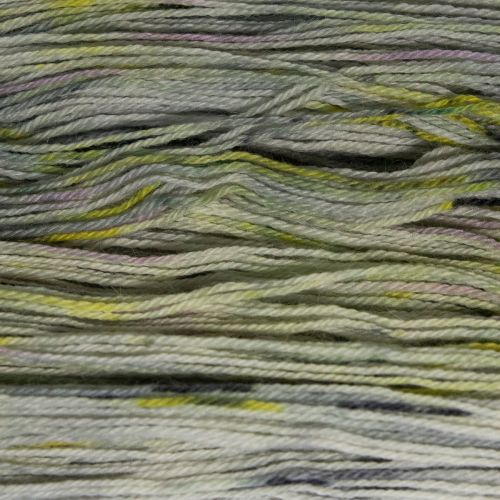 4ply Britsock - Greenfinch Splodge 18P