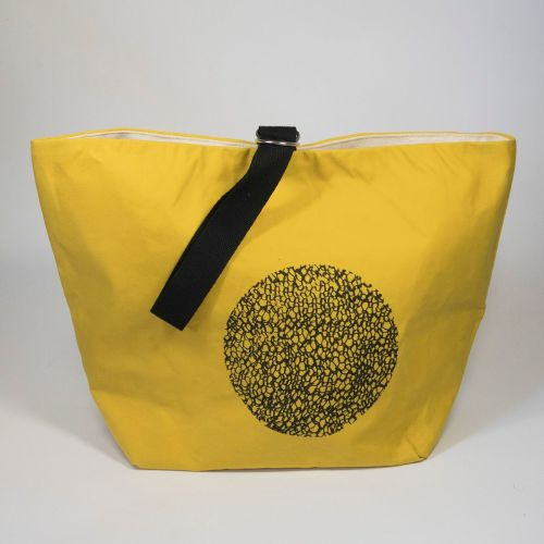 The Ultimate Project Bag - Large Knit Print