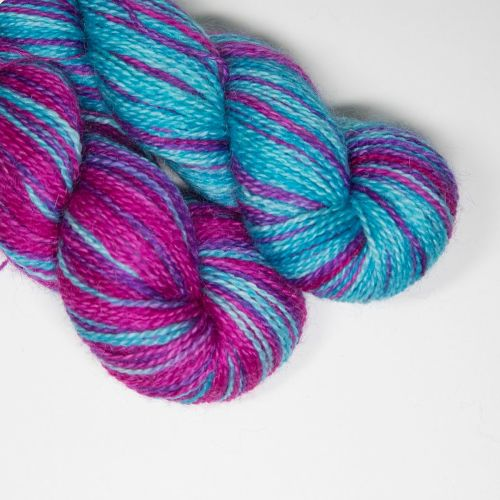 <!-- 004 --> 4ply BFL and Mohair - Bright Stuff SD