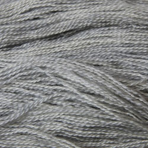 <!-- 002 -->  4ply BFL and Mohair - Baby Elephant 19M