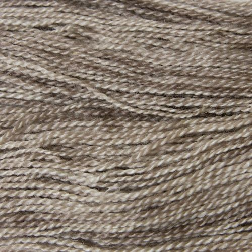 <!-- 002 -->  4ply BFL and Mohair - Biscuit 19M