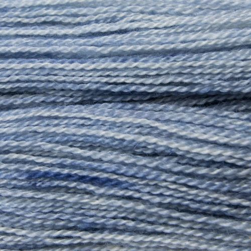 <!-- 002 -->  4ply BFL and Mohair - Slate 19M50