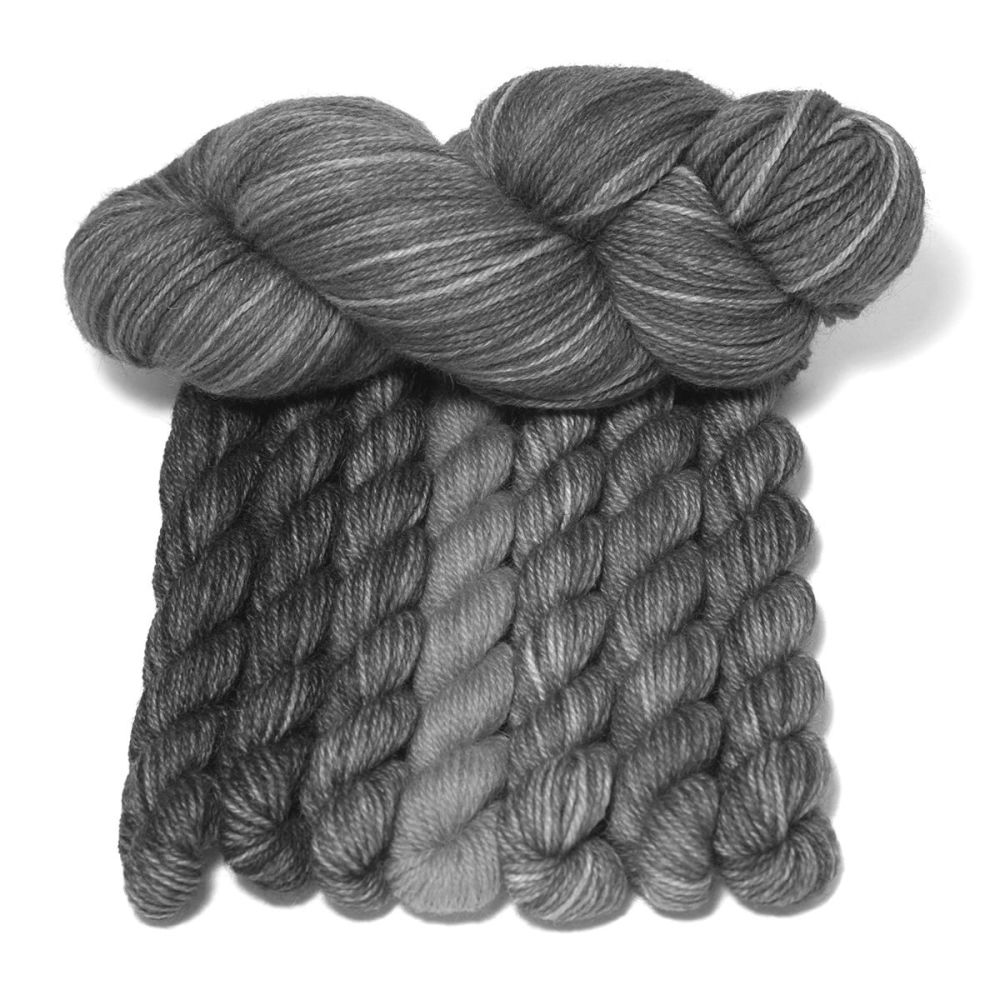 <!-- 005 -->2020 Mini skeins plus Big Skein Club - January