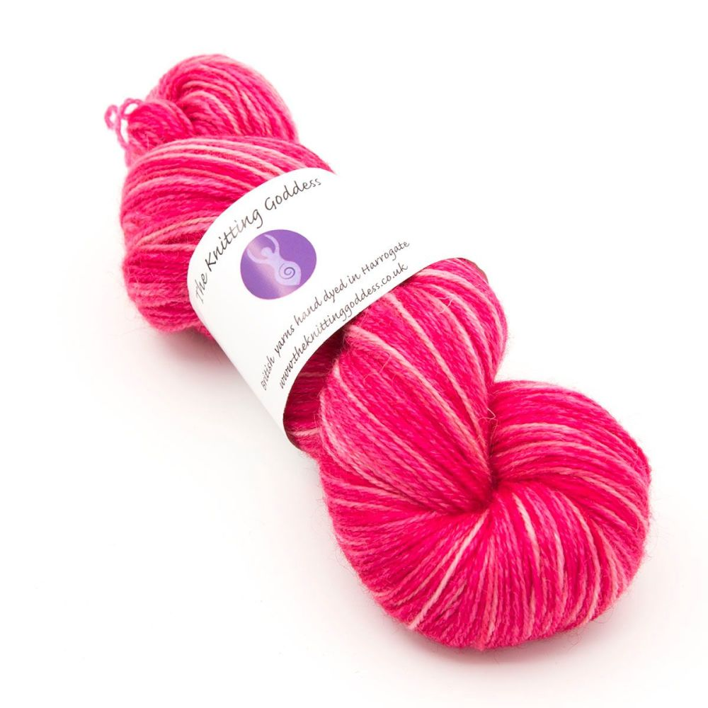 4ply Britsock - Rose