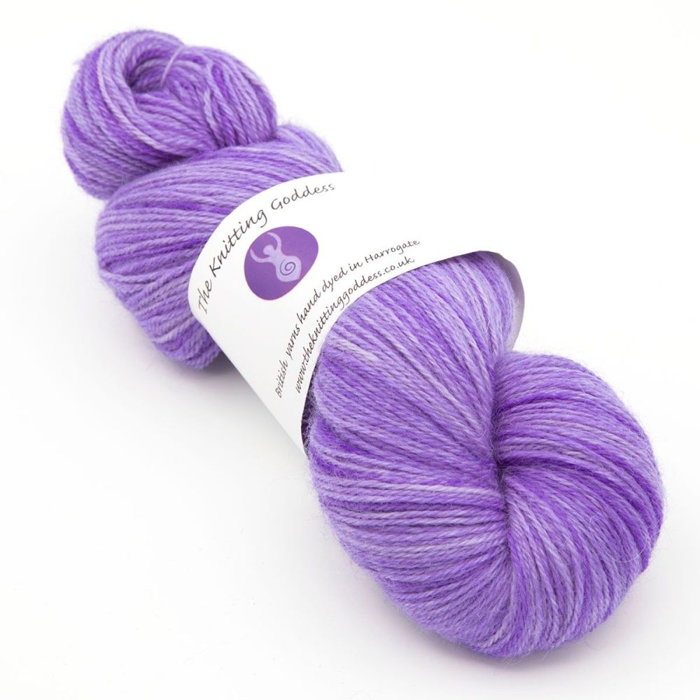 4ply Britsock - Violet