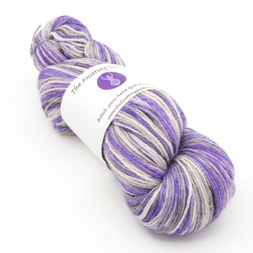 4ply Britsock - Ghost