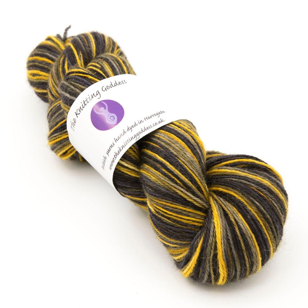 4ply Britsock - Grellows 18AB