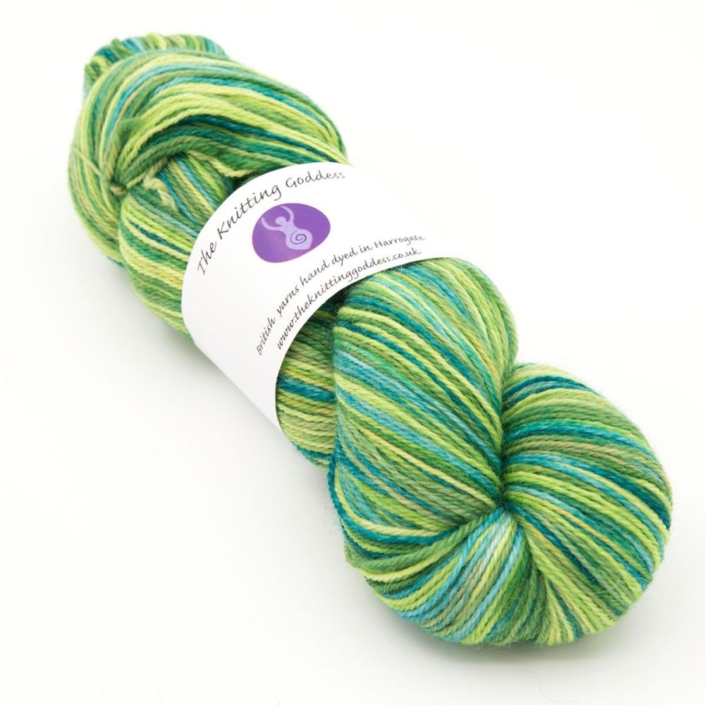 4ply Britsock - Meadow 18AB