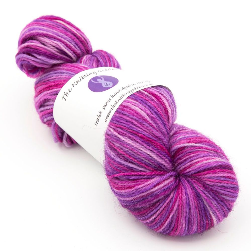 4ply Britsock - Positively Pink  19M